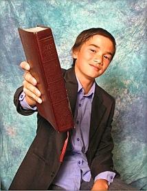 Cody w Bible